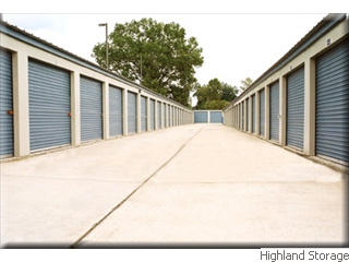 24hr Access Self Storage Facility