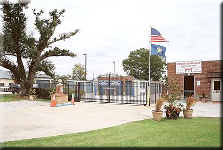 Baton Rouge Self Storage Facility